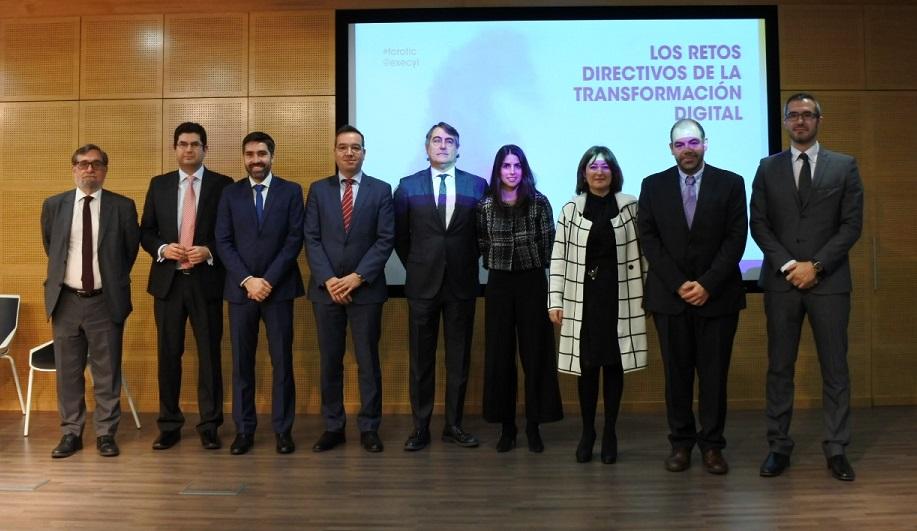 Fundación EXECyL, en colaboración con la Junta de Castilla y León, aborda los retos directivos de la transformación digital