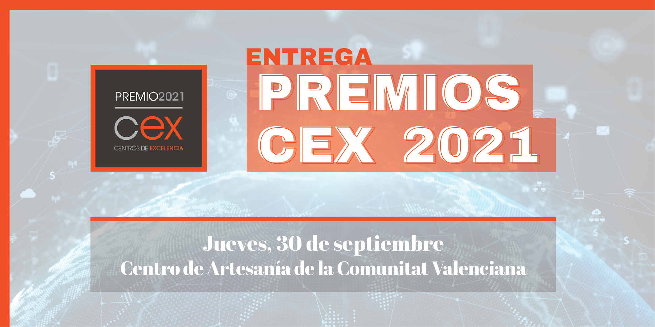 El Ivace organizará la XI edición de los Premios CEX para reconocer la excelencia y la adaptación de empresas y entidades en el entorno COVID