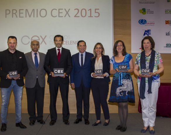 Premios CEX 2015
