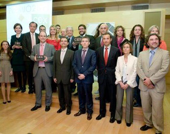 Premios CEX 2011