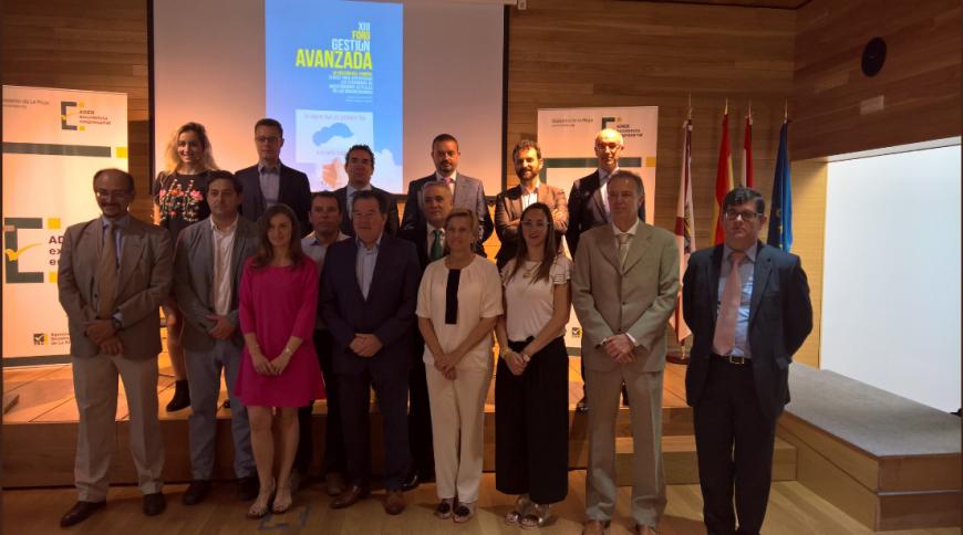 21/6/2017. XIII Foro de Gestión Avanzada en La Rioja.