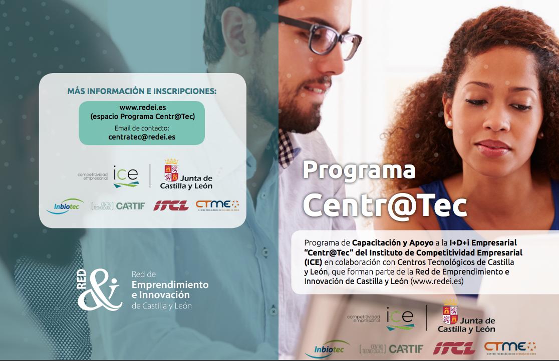 21/11/17. Programa Centr@Tec-Soria-Jornada Industria 4.0: Su aplicación en el presente y futuro de la empresa