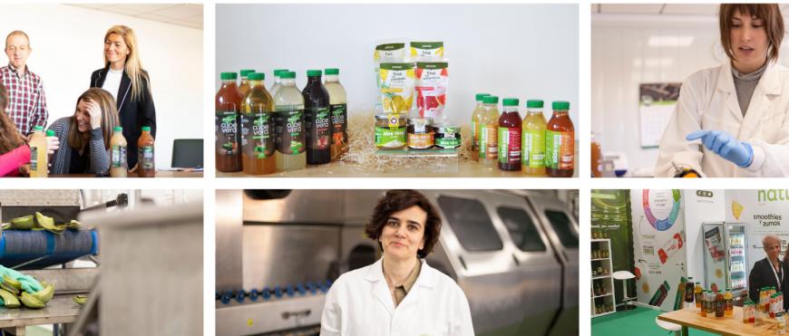 Premio QIA 2019. Innovaciones responsables. Biofactoría Naturae et Salus, S.A. Más alimento, menos desperdicio. (Castilla y León).