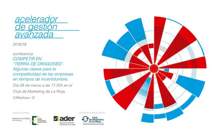 28/03/2017. Lanzamiento del Acelerador de Gestión Empresarial  de ADER