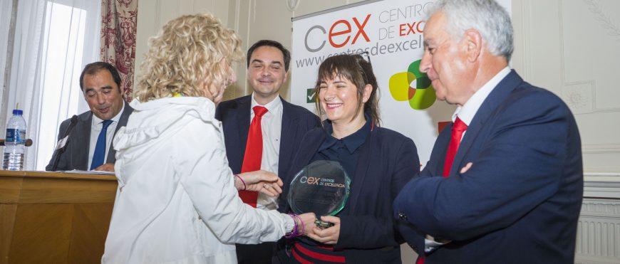 Vitrinor se lleva el Premio CEX 2018 a las Buenas Prácticas en Gestión