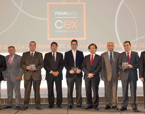 Premios CEX 2012