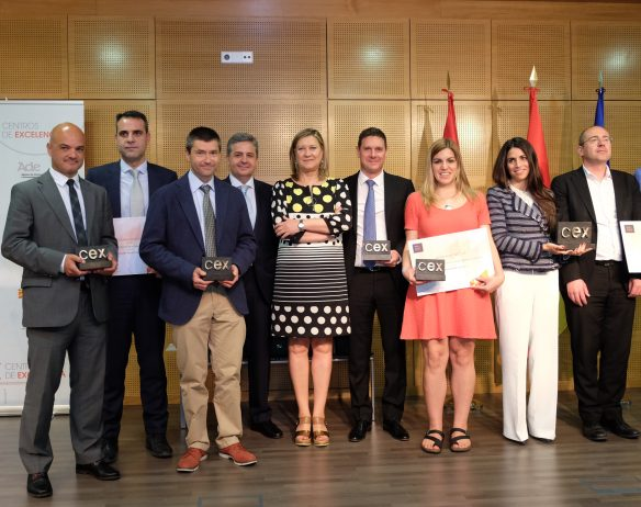 Premios CEX 2017