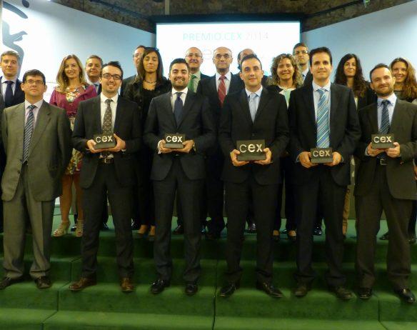 Premios CEX 2014