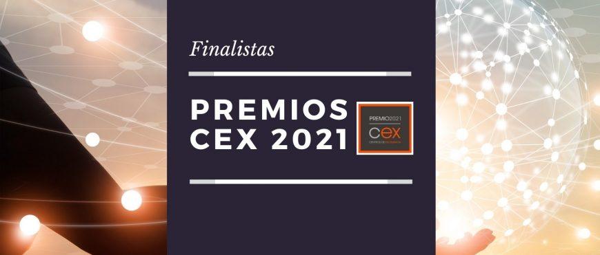 Cáritas Bizkaia, Arteman Komunikazioa, Certest, IFEMA Madrid y Norteña de Aplicaciones y Obras S.L., finalistas Premio CEX 2021