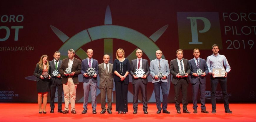 08/05/2019 El Instituto Aragonés de Fomento celebra el foro Pilot