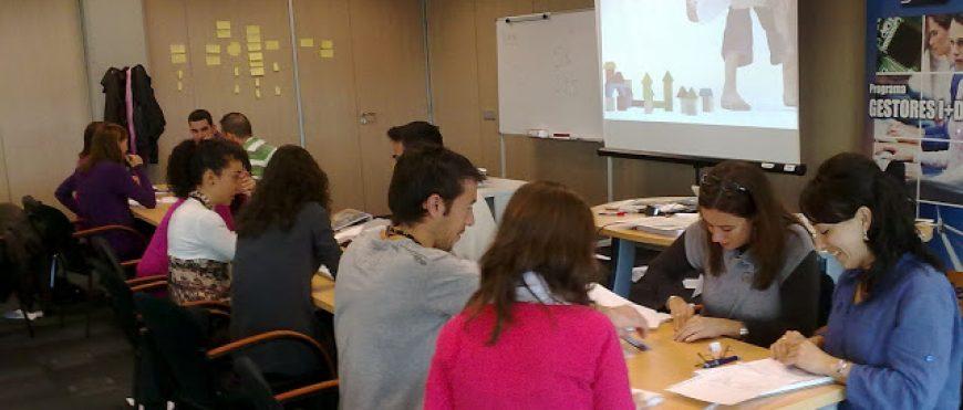 8/11/17. Clausura del programa de Formación de Gestores de I+D+i (GESTIDI) de Castilla y León