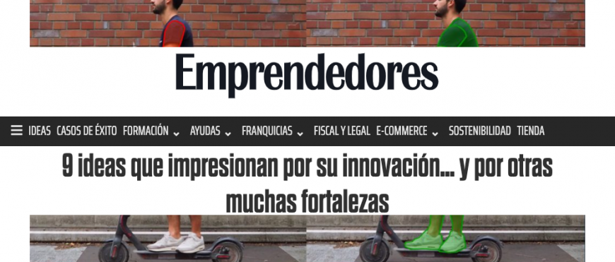 Emprendedores se hace eco de las innovaciones de los Premios QIA