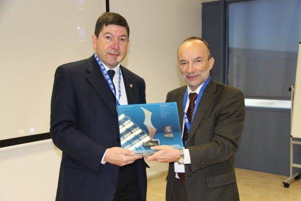25/01/2017. Jornada de puertas abiertas a Itesal, Ganadora del premio a la Excelencia Empresarial del IAF